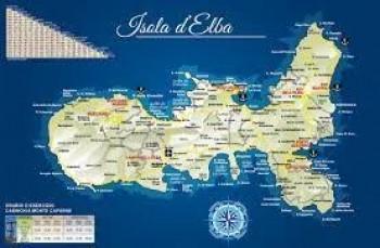 Tour della bellissima Isola d'Elba